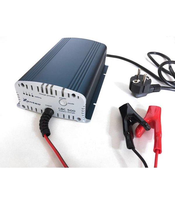 Xenteq LBC 524-10S acculader 24 volt 10 A