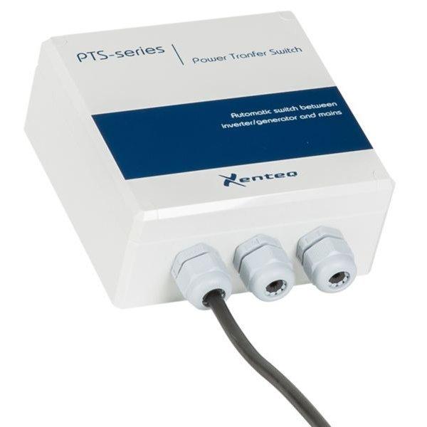 Omschakelbox PTS 230-25 inverter / netspanning