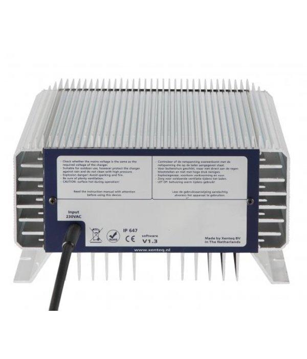 Xenteq Acculader 12 volt 35 ampère type TBC 612-1-35