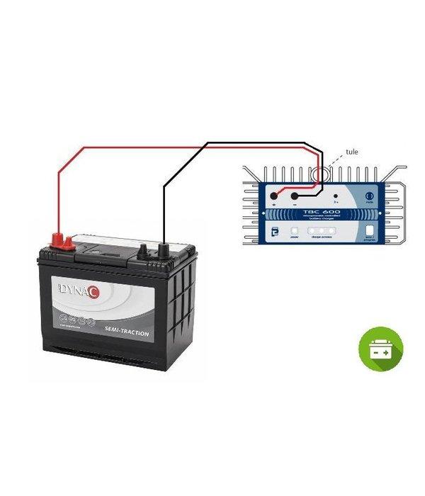 Xenteq Acculader 24 volt 20 ampère type TBC 624-1-20