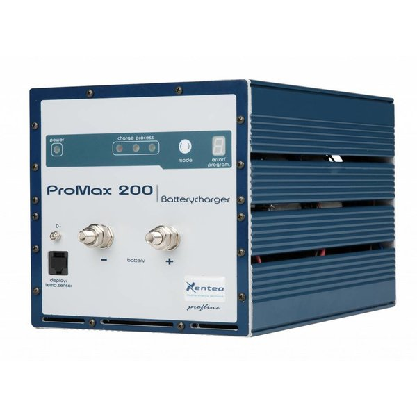 Acculader 12 volt 50 ampère type ProMax 212-50