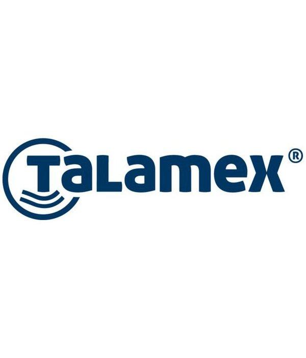 Talamex Buitenboordmotor doorspoelklem rond