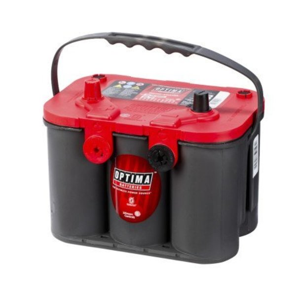 Red Top RT U - 4.2 accu 12 volt 50 ah