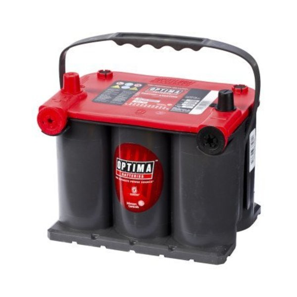 Red Top RT U - 3.7 accu 12 volt 44 ah