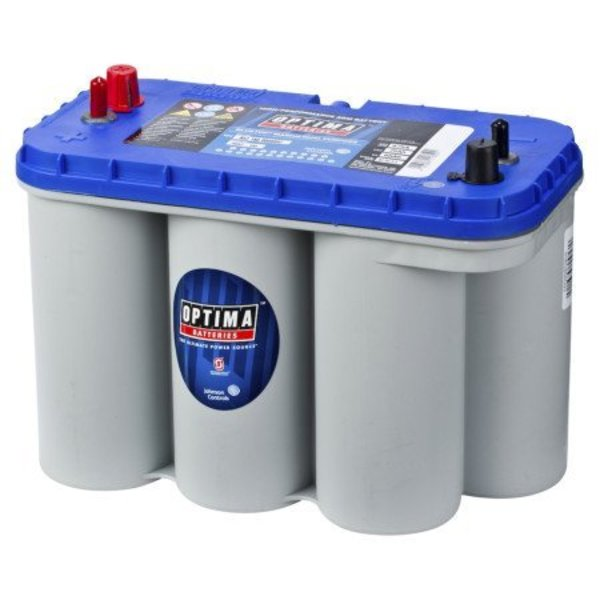 Blue Top BT DC - 5.5 AGM accu 12 volt 75 ah