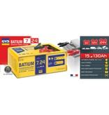 GYS Batium 7/24 acculader 6-12-24 volt