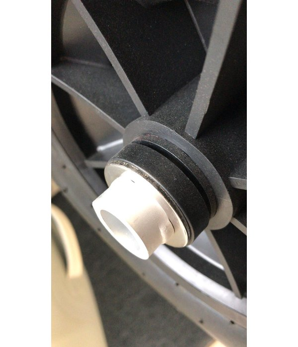 Talamex Transportwielen met spiegel bevestiging (max. 120 kg)