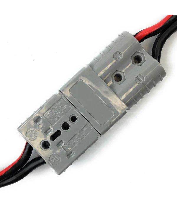 Verlengkabel 16 mm² met 2 stuks  Anderson SB50  stekkers