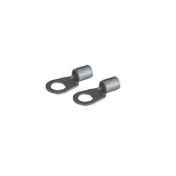 2 stuks Kabelschoen voor kabel Ø 35 mm² met oog Ø 10 mm