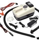 Scoprega GE 20-2 elektrische opblaaspomp met 12 volt accu