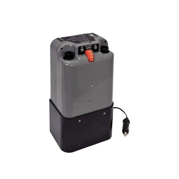 BST 800 Battery elektrische luchtpomp met 12 volt accu