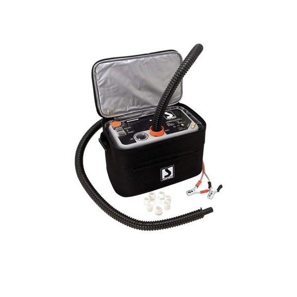 Turbomax elektrische luchtpomp 12 volt