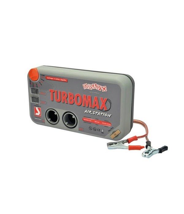 Bravo Turbomax elektrische luchtpomp 12 volt