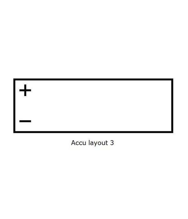 Lithium accu LFP V12,8-12 LiFePo4 12 volt 12 Ah 153 Wh