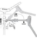 Minn Kota Traxxis 55 langstaart elektrische 12V buitenboordmotor