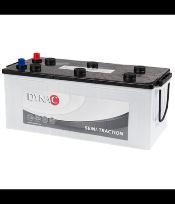 Dynac Semi-tractie accu 12 volt 180 ah Type 96351
