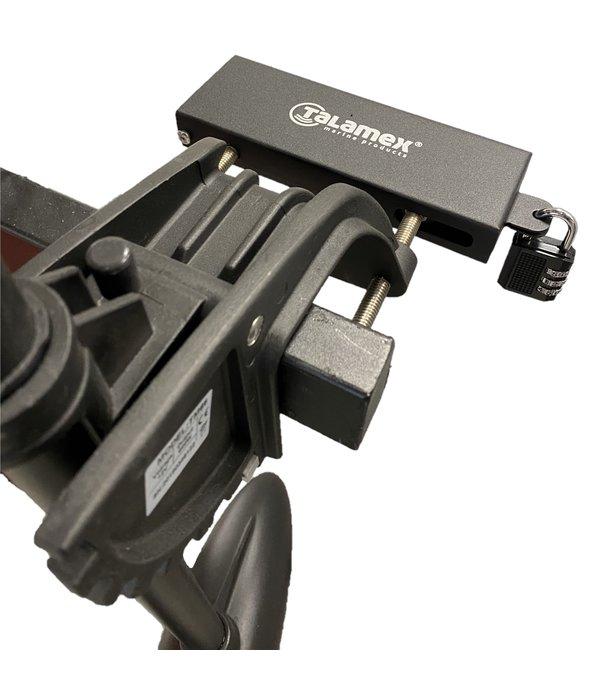 Talamex Beugelslot voor fluistermotoren met cijferslot