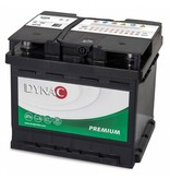 Dynac Start accu 12 volt 44 ah Type 54459L