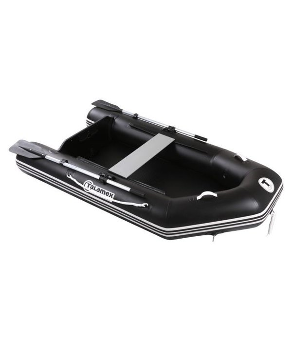 Talamex Superlight BLACK SLA 230 airdeck rubberboot
