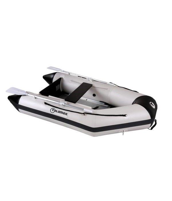 Talamex Rubberboot Aqualine QLX 250 aluminium vloer opblaasboot