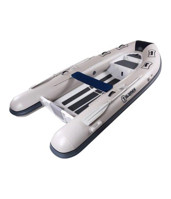 Talamex Silverline 350 RIB boot met aluminium bodem