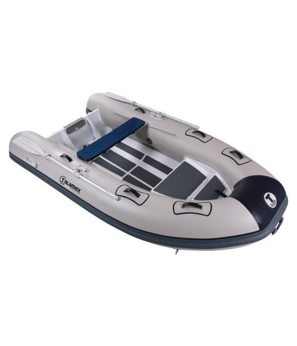 Talamex Silverline 290 RIB boot met aluminium bodem
