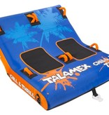 Talamex Funtube CHILL & THRILL 2 persoons 230 x 152 cm
