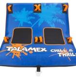 Talamex Funtube CHILL & THRILL 2 persoons 130 x 152 cm
