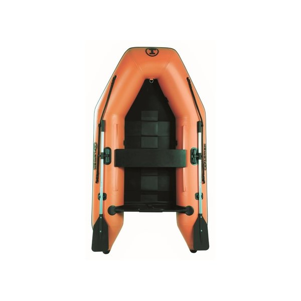 Orange Lion Edition OLS 230 lattenbodem Rubberboot