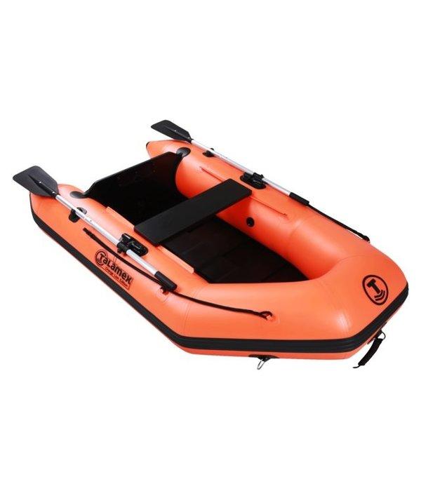 Talamex Rubberboot Orange Lion Edition OLS 230 lattenbodem opblaasboot