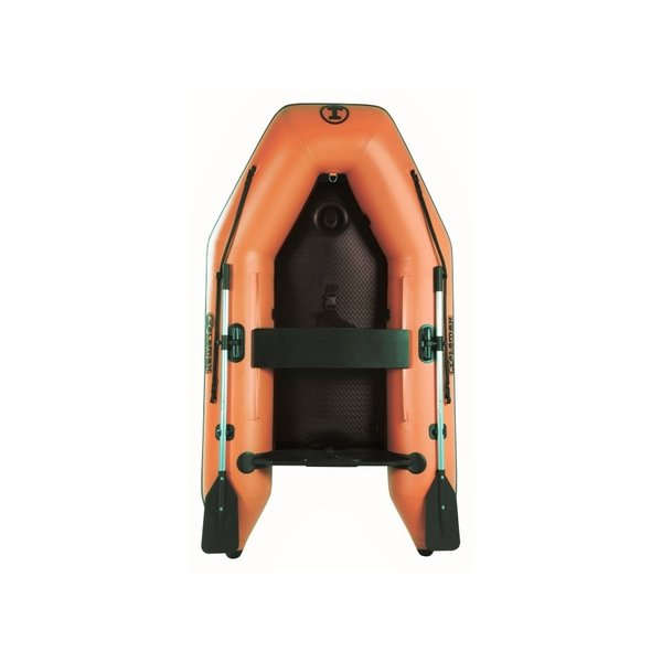 Orange Lion Edition OLA 230 airdeck Rubberboot