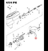 Quicksilver Reserve propeller voor 4, 5 en 6 pk buitenboordmotor