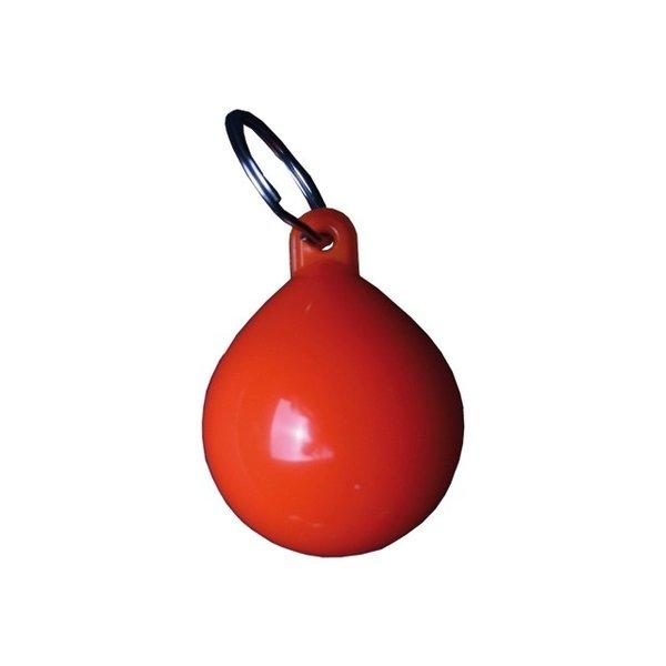 Sleutelhanger boei oranje