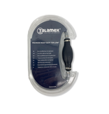 Talamex 2 meter brandstofslang met pompbal 9,5 mm EPA