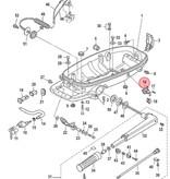 Mercury Benzinekraan voor 4, 5 en 6 pk buitenboordmotor