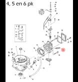 Quicksilver NGK DCPR6E bougie voor 2,5 t/m 9,9 pk buitenboordmotor