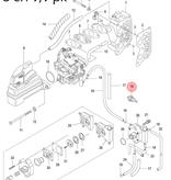 Quicksilver Benzine filter voor 4 t/m 9,9 pk buitenboordmotor