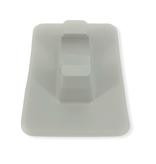 Talamex Peddel houder (plak) voor rubberboten