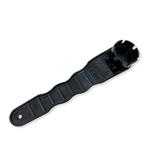 Bravo Ventielsleutel met 6 inkepingen voor rubberboten