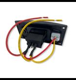 Talamex Curved add-on paneel met Volt/ampèremeter