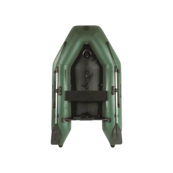 Rubberboot GLA 250 Greenline met opblaasbodem