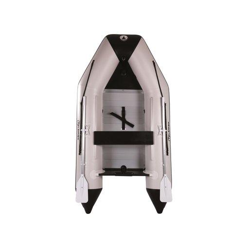 Talamex Aqualine QLX 270 aluminium vloer Rubberboot