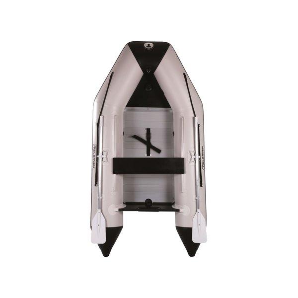 Aqualine QLX 270 aluminium vloer Rubberboot