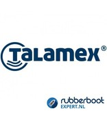 Talamex 2 stuks Fenderlijn diameter 10 mm lengte 2,5 meter met oog