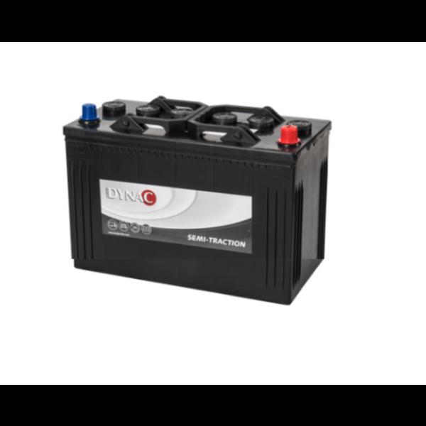 Semi-tractie 12 volt 105 ah Type 95804 accu