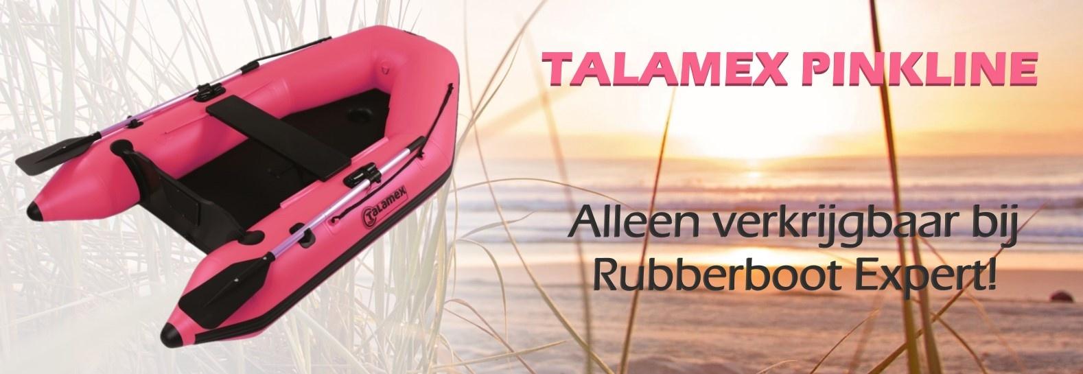 Talamex Pinkline!