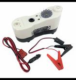 Scoprega Elektrische opblaaspomp BTP 12 met manometer