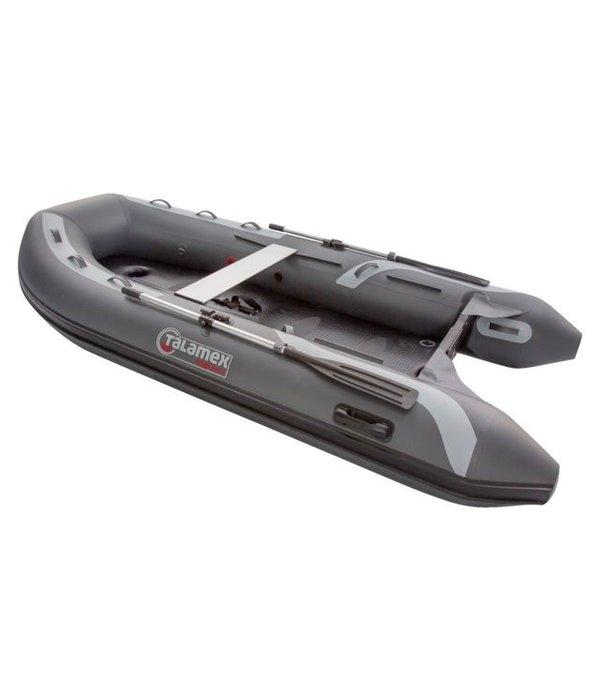Talamex Highline airdeck HLA 300 storm-grijs rubberboot