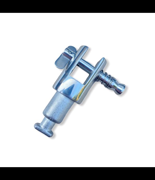 Talamex RVS bimini houder voor plakhouder zonder roeidol