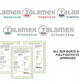 Talamex Highline Xlight HXL 230 airdeck rubberboot